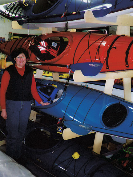Summer Busy Time For Canadian Canoe And Kayak Executive