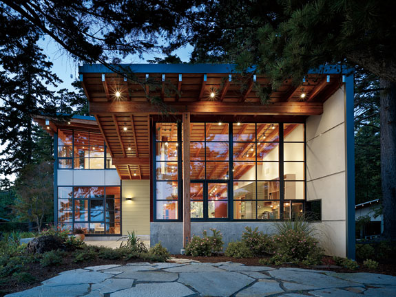 Outside In Architecture Of The Pacific Northwest Spring