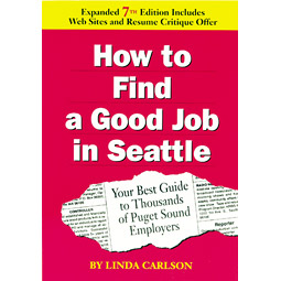 Cover of 'How to Find a Good Job in Seattle'