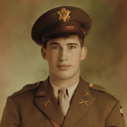 Bob Brimble spent more than three years in China after receiving his commission as an Army second lieutenant at WSU in 1942.