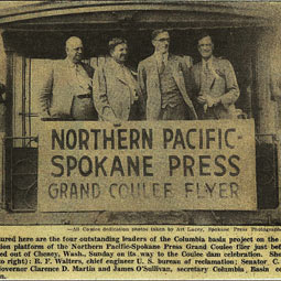 Pacific Northwest Newspaper Clippings Collection