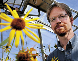 Loren Rieseberg ('87 PhD Botany), MacArthur Foundation Fellow.