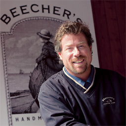 Beecher's Handmade Cheese founder Kurt Dammeier '82.
