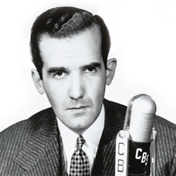 Murrow set high standards of excellence for broadcast journalism.