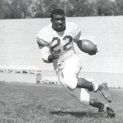 Duke Washington playing