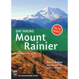 Day Hiking in Mount Rainier cover