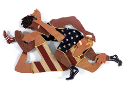 Civility crisis illustration by David Wheeler