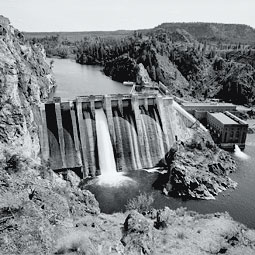 Long Lake Dam. <em>Courtesy Library of Congress HAER</em>