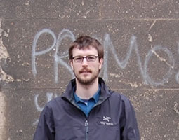 WSU evolutionary anthropologist Luke Premo