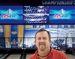 Bob Hanson rolled a 300 game at the Nationals in 2012. <em>Courtesy Bob Hanson</em>