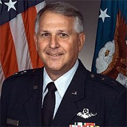 Major General Paul J. Fletcher (Ret.) &rsquo;72. <em>Courtesy US Air Force</em>