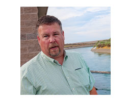 Craig Simpson, manager of the East Columbia Basin Irrigation District. Photo Zach Mazur