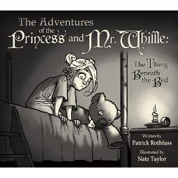 Cover of The Adventures of the Princess and Mr. Whiffle: The Thing Beneath the Bed