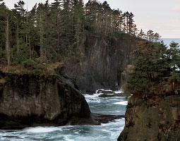 Cape Flattery. <em>Photo Zach Mazur</em>
