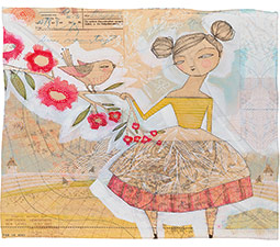 Cori Dantini&#8217;s whimsical drawings have gained an international following. <em>Courtesy Cori Dantini</em>