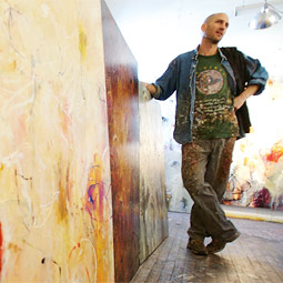 Though his studio is not open to the public, Schultheis's work can be seen around the Puget Sound area.