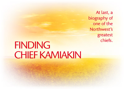 Finding Chief Kamiakin