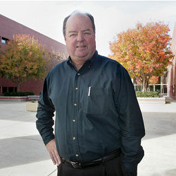 Gene Voiland '69 retired as the CEO of Aera Energy LLC in 2007. <em>Courtesy Bakersfield Californian</em>
