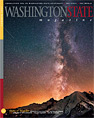 Washington State Magazine Spring 2014 cover