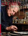 Washington State Magazine Winter 2014 cover