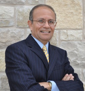 Dr. Adolfo Benavides '82 PhD. Courtesy Texas A&amp;M University-Commerce