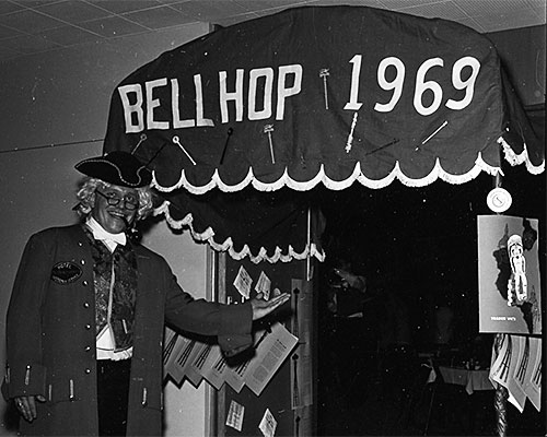 The 1969 Bell Hop